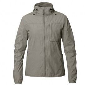 Fjällräven High Coast Wind Jacket Damen Windjacke Übergangsjacke fog