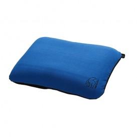 Nordisk Nat Square Pillow aufblasbares Camping Reisekopfkissen blue