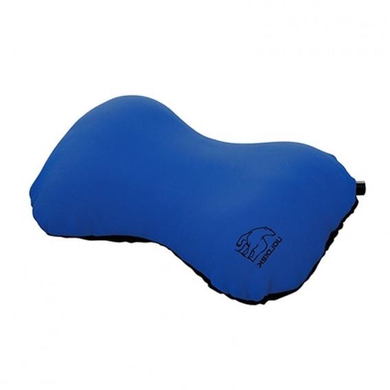 Nordisk Aften Peanut Pillow aufblasbares Reisekopfkissen blue hier im Nordisk-Shop günstig online bestellen