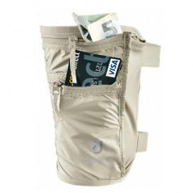 Deuter Security Legholster Sicherheitstasche für das Bein sand im ARTS-Outdoors Deuter-Online-Shop günstig bestellen