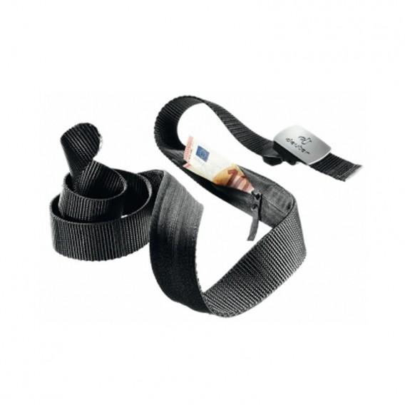 Deuter Security Belt Gürtel mit verstecktem Geldfach black hier im Deuter-Shop günstig online bestellen