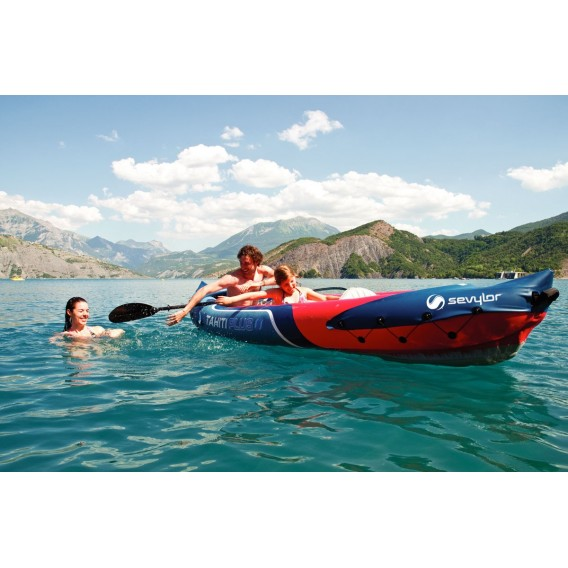 Sevylor Tahiti Plus 3er Kajak Luftboot Schlauchboot im ARTS-Outdoors Sevylor-Online-Shop günstig bestellen