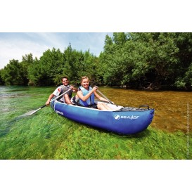 Sevylor Adventure 2er Kajak Luftboot Schlauchboot blau im ARTS-Outdoors Sevylor-Online-Shop günstig bestellen