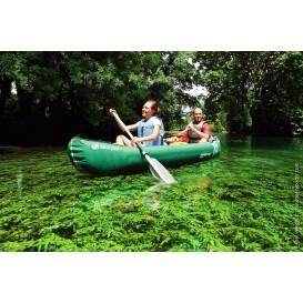 Sevylor Adventure Plus Kajak Luftboor Schlauchboot grün hier im Sevylor-Shop günstig online bestellen