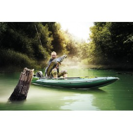 Gumotex Halibut Angelboot Schlauchboot Angler Kajak im ARTS-Outdoors Gumotex-Online-Shop günstig bestellen