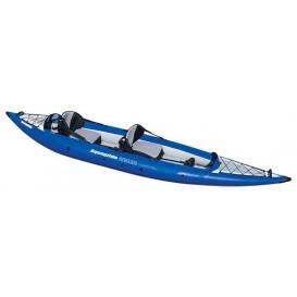 Aquaglide Chelan Two HB 2er Kajak aufblasbares Tourenkajak Luftboot hier im Aquaglide-Shop günstig online bestellen