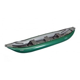 Gumotex Baraka 3er Trekking Kanu Luftboot Kanadier Schlauchboot