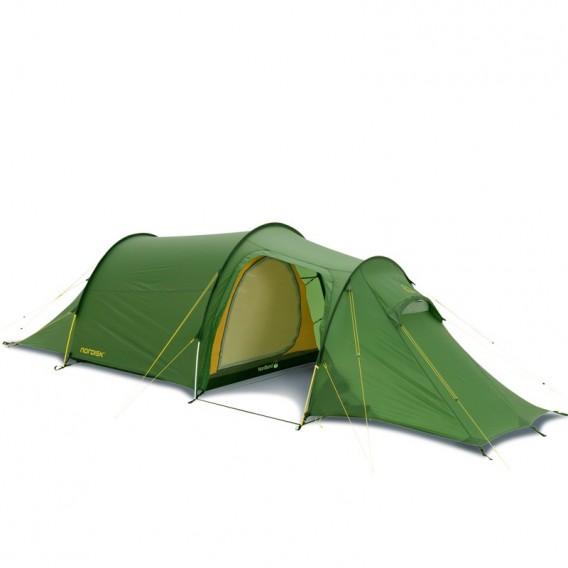 Nordisk Oppland 2 PU Camping Tunnelzelt 2 Personen green im ARTS-Outdoors Nordisk-Online-Shop günstig bestellen