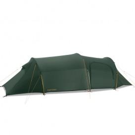 Nordisk Oppland 3 LW SI leichtes Camping Tunnelzelt 3 Personen forest green im ARTS-Outdoors Nordisk-Online-Shop günstig bestell