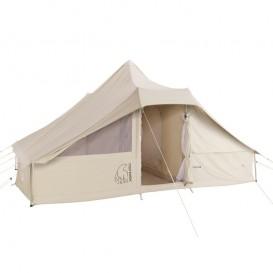Nordisk Utgard 13.2 Basic Cotton Tent Baumwoll Gruppenzelt für 1-6 Personen
