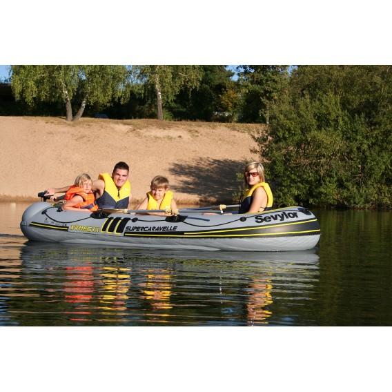 Sevylor Supercaravelle XR116GTX-7 Schlauchboot Badeboot hier im Sevylor-Shop günstig online bestellen