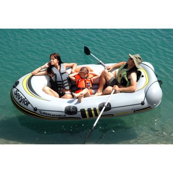 Sevylor Supercaravelle XR86 GTX-7 Schlauchboot Badeboot hier im Sevylor-Shop günstig online bestellen
