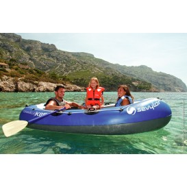 Sevylor Caravelle K85 Badeboot Familien Schlauchboot Motorisierbar im ARTS-Outdoors Sevylor-Online-Shop günstig bestellen