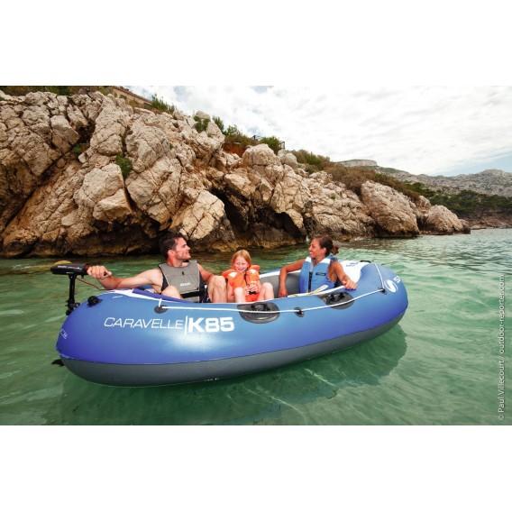 Sevylor Caravelle K85 Badeboot Familien Schlauchboot Motorisierbar hier im Sevylor-Shop günstig online bestellen