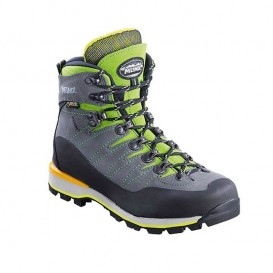 Meindl Air Revolution Lady 4.1 GTX-R Damen Wanderschuh anthrazit-pistazie