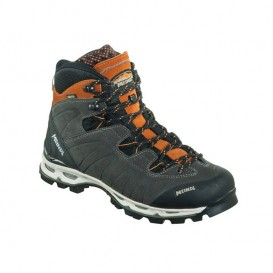 Meindl Air Revolution Ultra Herren Wanderschuh anthrazite-orange