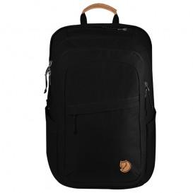 Fjällräven Räven 28L Rucksack Daypack black im ARTS-Outdoors Fjällräven-Online-Shop günstig bestellen
