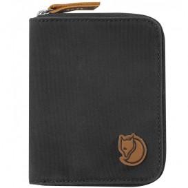 Fjällräven Zip Wallet G-1000 Geldbeutel Portemonnaie dark grey