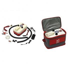 Bravo 20 Elektropumpe elektrische Schlauchbootpumpe mit Manometer im ARTS-Outdoors BRAVO-Online-Shop günstig bestellen