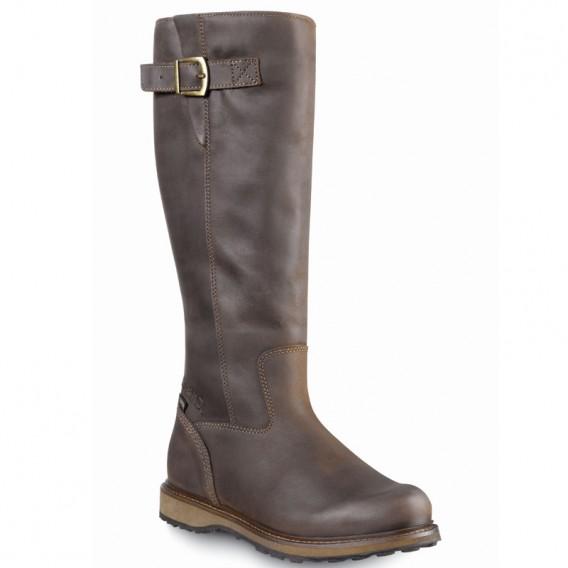 limited guantity sale retailer discount Meindl Valluga GTX Damen Leder Outdoor Winterstiefel braun
