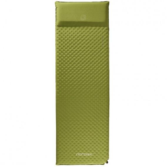 Nordisk Bornholm 5.0 cm selbstaufblasende Camping Isomatte grün hier im Nordisk-Shop günstig online bestellen