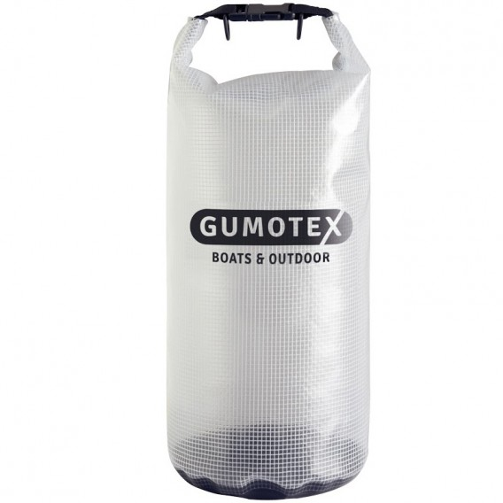 Gumotex Dry Bag wasserdichter Packsack Transparent 20L im ARTS-Outdoors Gumotex-Online-Shop günstig bestellen