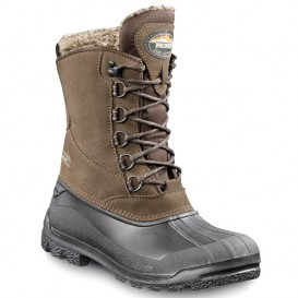 Meindl Sölden Lady Damen Winterstiefel Canadian Boot braun