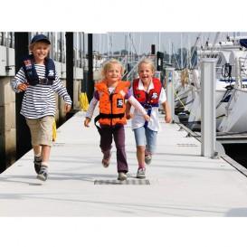 Secumar Bravo Print Kinder Schwimmweste Rettungsweste Paddelweste hier im Secumar-Shop günstig online bestellen