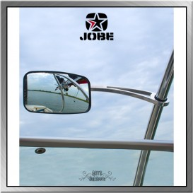Jobe Addict Curved Mirror Arm with Mirror Wakeboard Tower Zubehör Spiegel