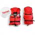 Gumotex Baby Kinder Rettungsweste Schwimmweste rot