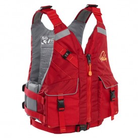 Palm Hydro PFD Touringweste Sicherheits Schwimmweste red