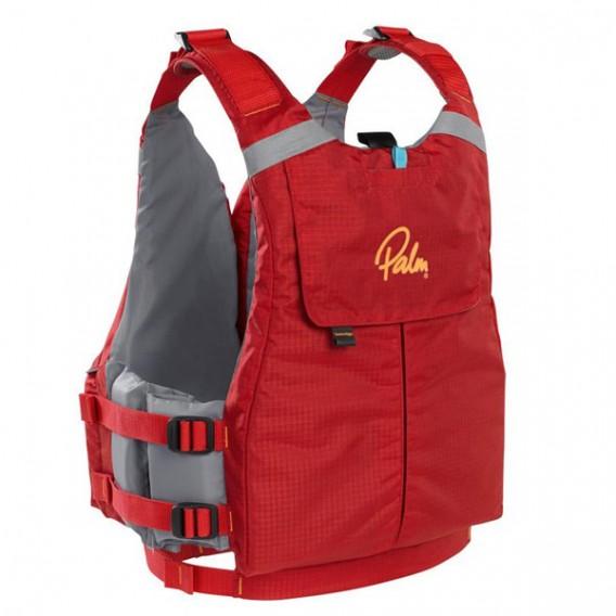 Palm Hydro PFD Touringweste Sicherheits Schwimmweste red hier im Palm-Shop günstig online bestellen