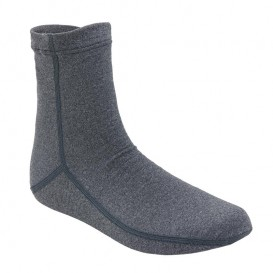 Palm Tsangpo Fleecesocken Fleece Socken Thermo Füßling grey