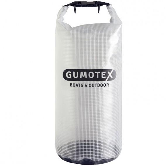 Gumotex Dry Bag wasserdichter Packsack Transparent 8L hier im Gumotex-Shop günstig online bestellen