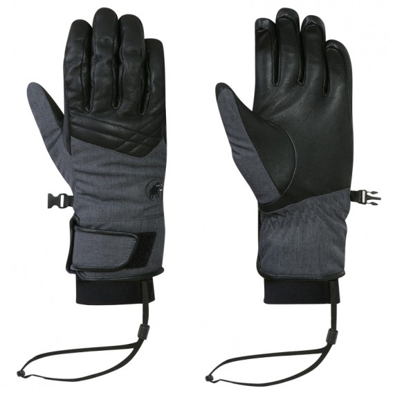 Mammut Niva Glove Damen Wintersport Handschuhe black hier im Mammut-Shop günstig online bestellen