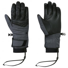 Mammut Niva Glove Damen Wintersport Handschuhe black