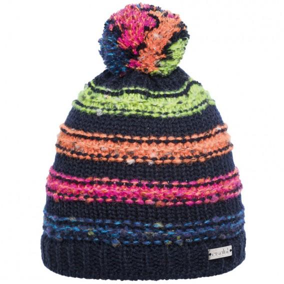 Eisglut Ronja Kinder Strickmütze Beanie marine hier im Eisglut-Shop günstig online bestellen