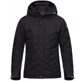 Fjällräven Skogsö Padded Jacket Herren Winterjacke black hier im Fjällräven-Shop günstig online bestellen