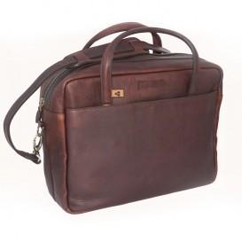 Meindl Dexter Identity Bag Businesstasche Notebooktasche dunkelbraun im ARTS-Outdoors Meindl-Online-Shop günstig bestellen