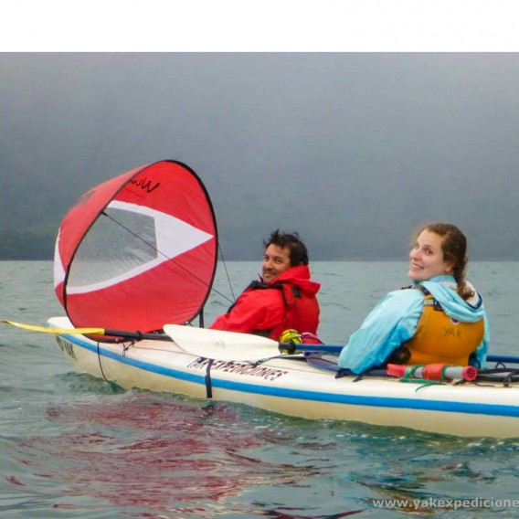 WindPaddle Adventure Sail Segel für Kajak Kanu Kajaksegel im ARTS-Outdoors WindPaddle-Online-Shop günstig bestellen