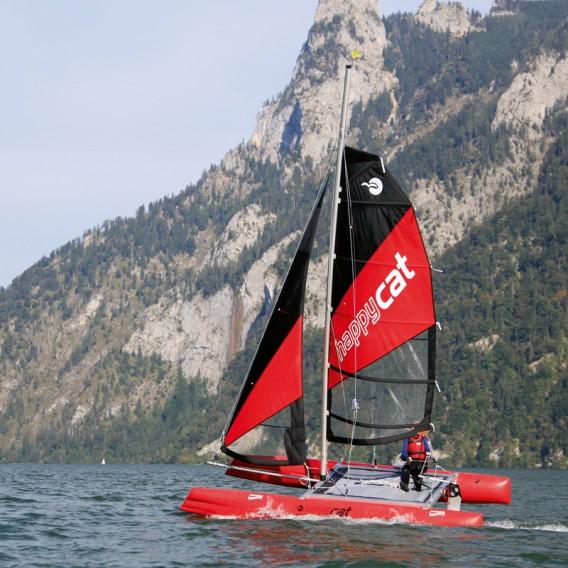 Grabner Happy Cat Hurricane Katamaran Segelboot hier im Grabner-Shop günstig online bestellen