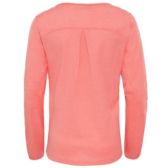 The North Face Dayspring Tee Damen Langarmshirt cynrd/trpcpchst hier im The North Face-Shop günstig online bestellen
