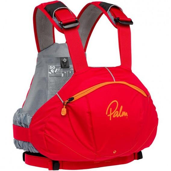 Palm FX PFD Tourenweste Schwimmweste Paddelweste red hier im Palm-Shop günstig online bestellen