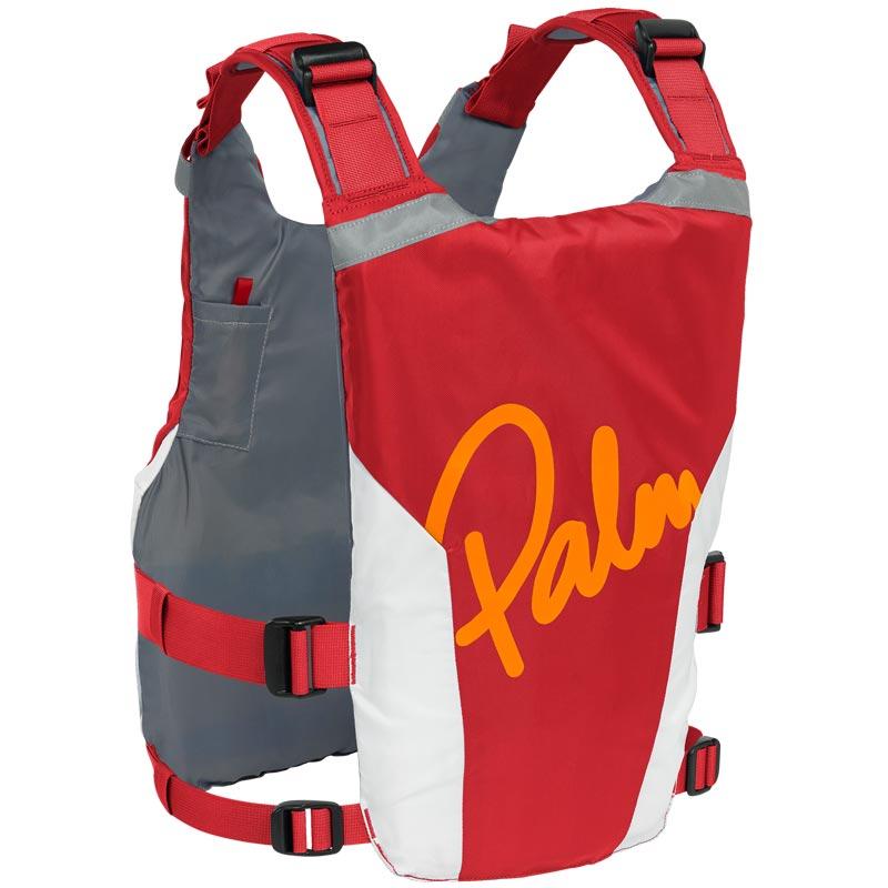 Palm FX PFD Tourenweste Schwimmweste Paddelweste red