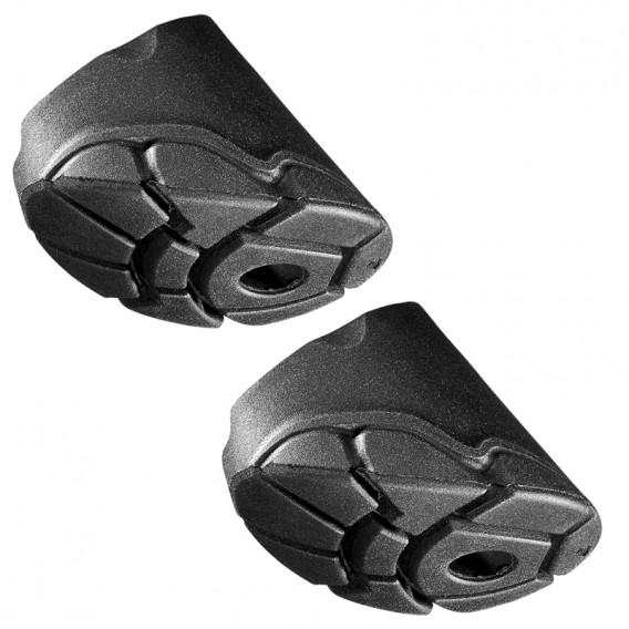 Leki Smart Tip Pad 2.0 1 Paar Gummipuffer Nordic Walking Stöcke schwarz hier im Leki-Shop günstig online bestellen