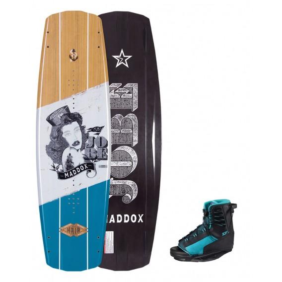 Jobe Maddox Wakeboard Set 138 und Bindung im ARTS-Outdoors Jobe-Online-Shop günstig bestellen