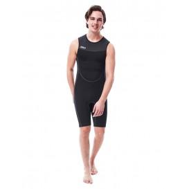 Jobe Perth Shorty 1.5mm Herren Back Zip ärmelloser Neoprenanzug im ARTS-Outdoors Jobe-Online-Shop günstig bestellen