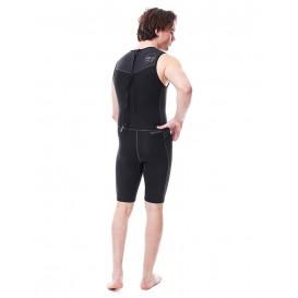 Jobe Perth Shorty 1.5mm Herren Back Zip ärmelloser Neoprenanzug hier im Jobe-Shop günstig online bestellen