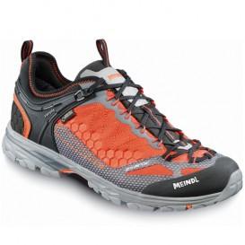 Meindl Exaroc Herren Trekkingschuhe Trailrunningschuhe orange-graphite im ARTS-Outdoors Meindl-Online-Shop günstig bestellen
