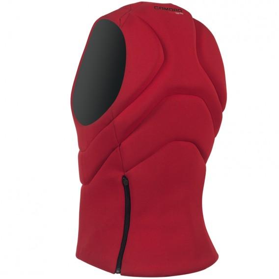 Camaro Impact Vest Pro Herren Prallschutzweste Wendeweste schwarz-rot hier im Camaro-Shop günstig online bestellen